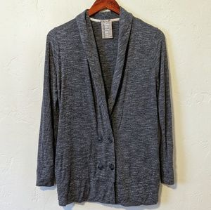 Anthropologie Faux Blazer